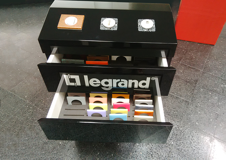 Legrand - Proeasy design